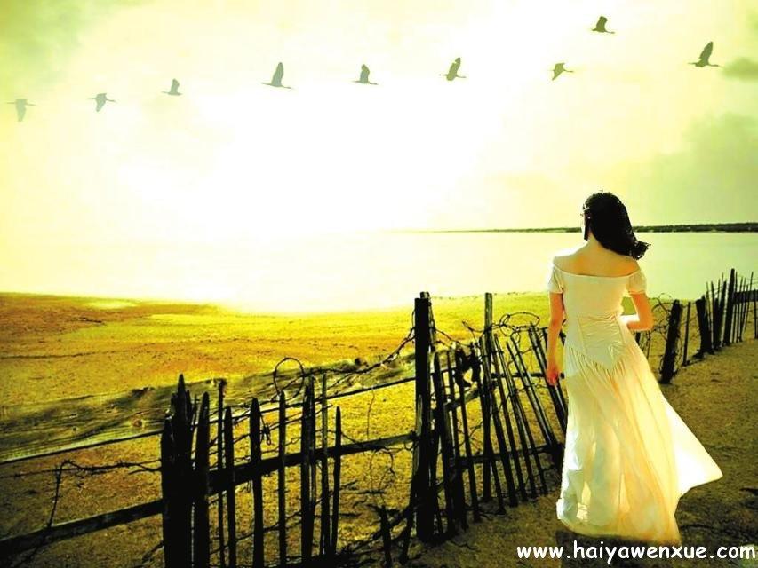 挥不去的是记忆,留不住的是年华_www.haiyawenxue.com