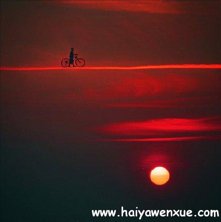 优雅的谢幕,感谢自己的认真付出_www.haiyawenxue.com