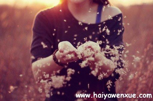 等待,在寂寞中慢慢成茧_www.haiyawenxue.com