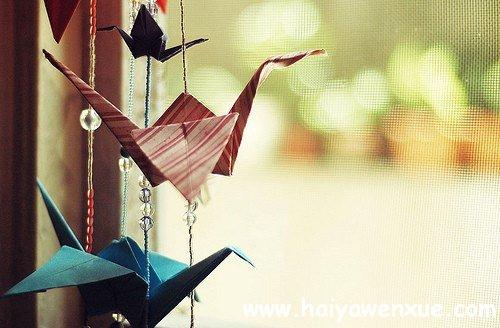 如果祝你幸福太难,那就祝你平安_www.haiyawenxue.com